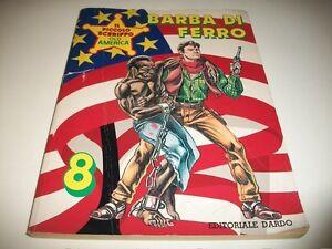 IL-PICCOLO-SCERIFFO-OLD-AMERICA-BARBA-DI-FERRO-EDITORIALE-DARDO-GENNAIO-1992-OK