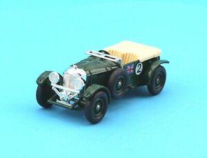 Lledo-Days-Gone-1930-4-5-litre-Green-Bentley-OVP-Metal