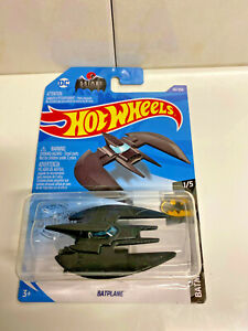 2020-Hot-Wheels-HW-Batman-1-5-Batplane-56-250-NIP