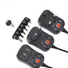 Adjustable 3 12v Acdc Universal Power Supply Transformer Multi Function Adapter