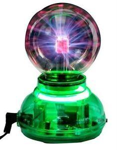 Car Voice Touch plasma Ball Magic Ball LED Light Sound Sensor