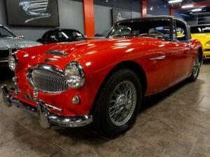 1963 Austin-Healy 3000