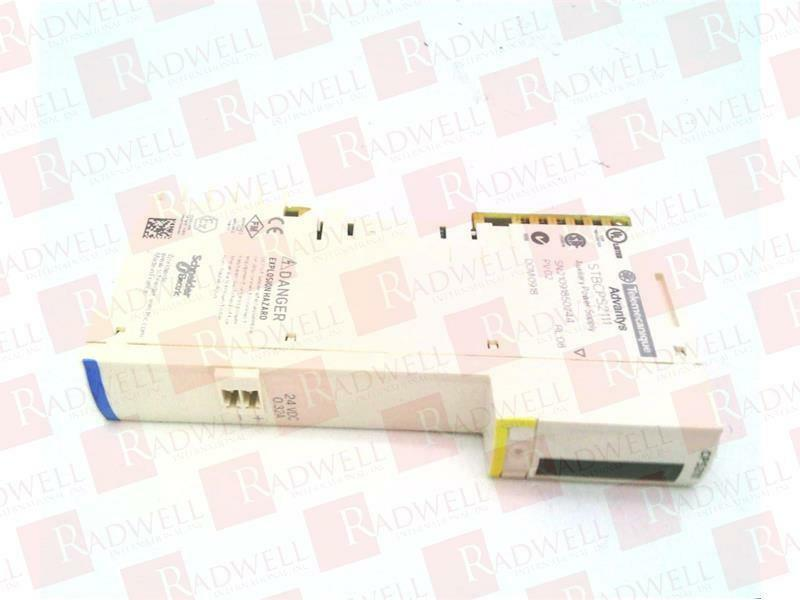 SCHNEIDER ELECTRIC STB-CPS-2111   STBCPS2111 (USED TESTED CLEANED)