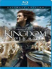 KINGDOM OF HEAVEN : 10th Anniversary Edition -  Blu Ray - Sealed Region free