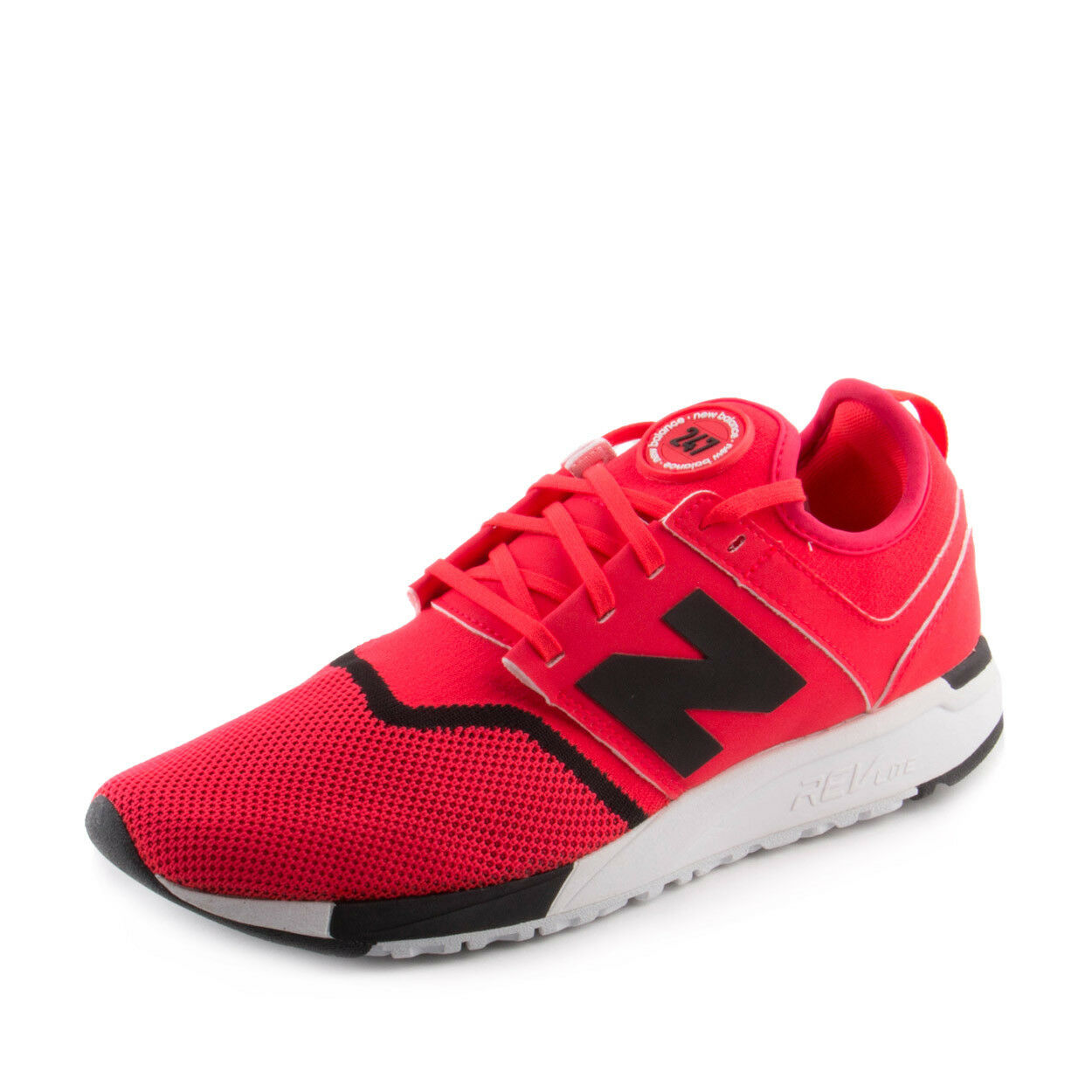 New Balance Mens MRL247LI Red Black MRL247LI