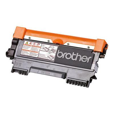 Original Brother TN-2220 Toner schwarz zu DCP-7065DN Fax 2940 HL-2240 MFC-7360N