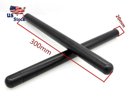 "CNC Clip on Handlebars Fork Tube Adjustable Handle Bar Universal 7//8/"" Motorcycle"