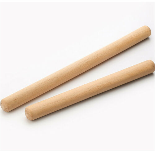 Wooden Rolling Pin Fondant Cake Decoration Dough Roller Baking Cooking Tools SE
