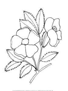 Malbuch 53 Malvorlagen Blumen Nr 6 Ausmalbilder Als Pdf Kinder Malen Ebay