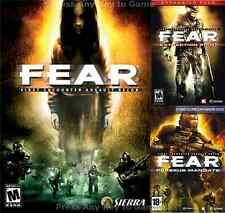 FEAR 1 Complete PC [Steam CD Key] No Disc, Region Free  >>>Fast Dispatch