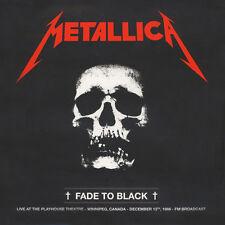 Metallica - Fade To Black - Live At The Playh (Vinyl 2LP - 2016 - EU - Original)