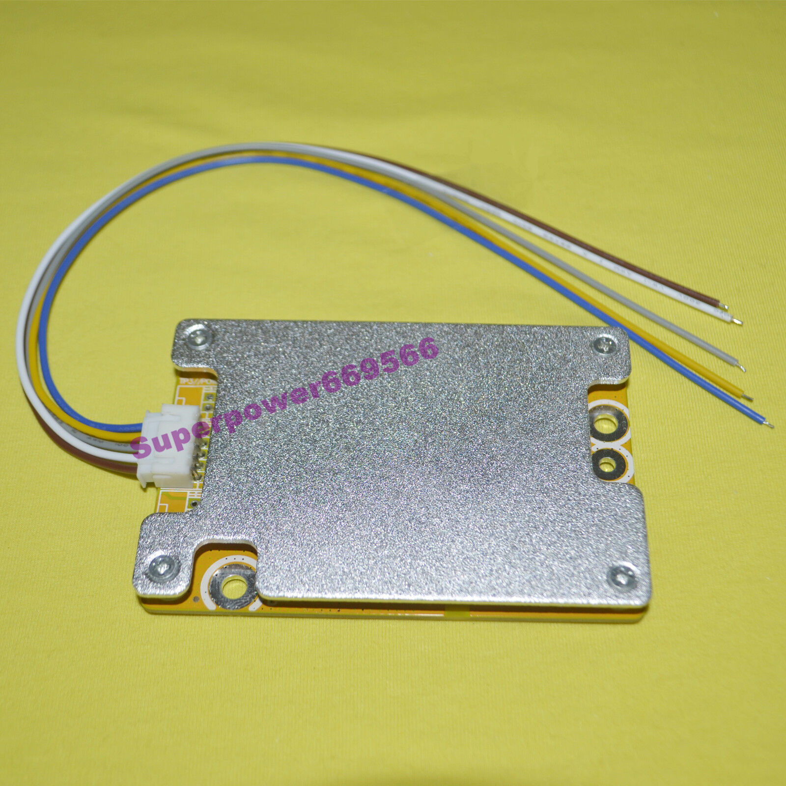 12V 14.8V 4S 60A BMS PCB PCM for LiFePO4 4S Li-ion LIPO Battery with BALANCE