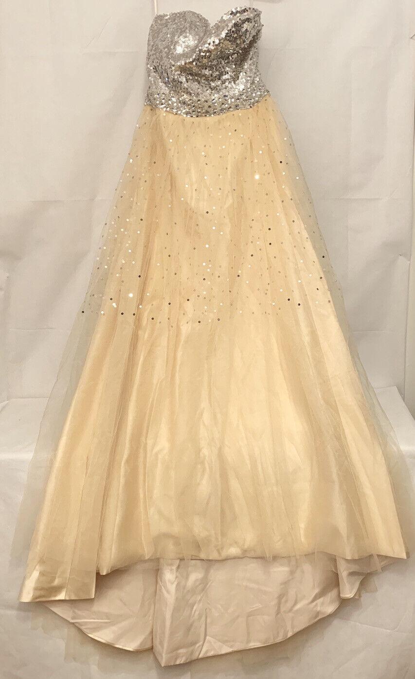 NWT Ada's Bridal Homecoming Evening Dress 15