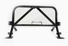 OBX Stainless Steel BLK Roll Bar For 2006 to 2015 Mazda MX-5 Miata MShape Sport