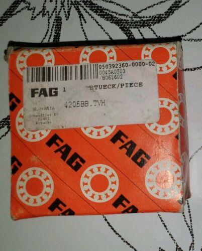FAG Rillenkugellager zweireihig 25x52x18mm 4205-BB-TVH