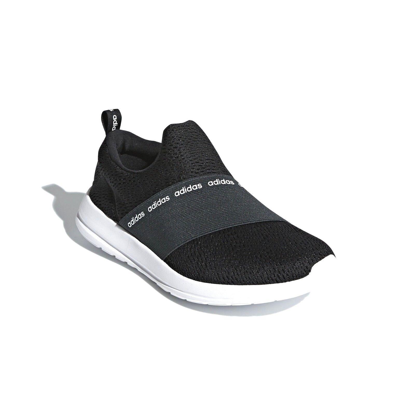 Adidas Schuhe Verfeinern Adapt Slipon-w Slipon-w Slipon-w Gymnastik Frau Turnschuhe schwarz Sport 5107ac