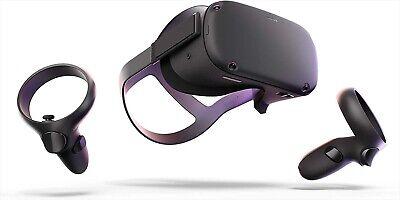 Oculus Quest 64GB VR Headset - Black 815820020271   eBay