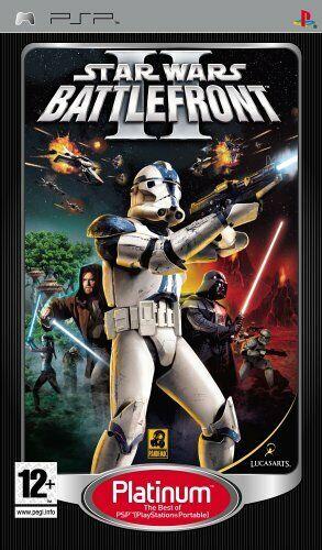 star wars battlefront 2 platinum psp - Occasion StarWars
