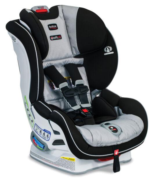 Britax 2018 Boulevard Clicktight Car Seat In Trek Brand New