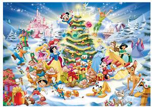 Christmas Jigsaw Puzzles.Details About Jigsaw Puzzles 1000 Pieces Disney Christmas Ravensburger Disney