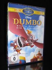 DVD WALT DISNEY - DUMBO - SPECIAL EDITION zum 70. JUBILÄUM - COLLECTION * NEU *