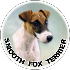 Dog Car Sticker  By Starprint Smoothcoat CHIHUAHUA OFFICIAL TAXI SERVICE