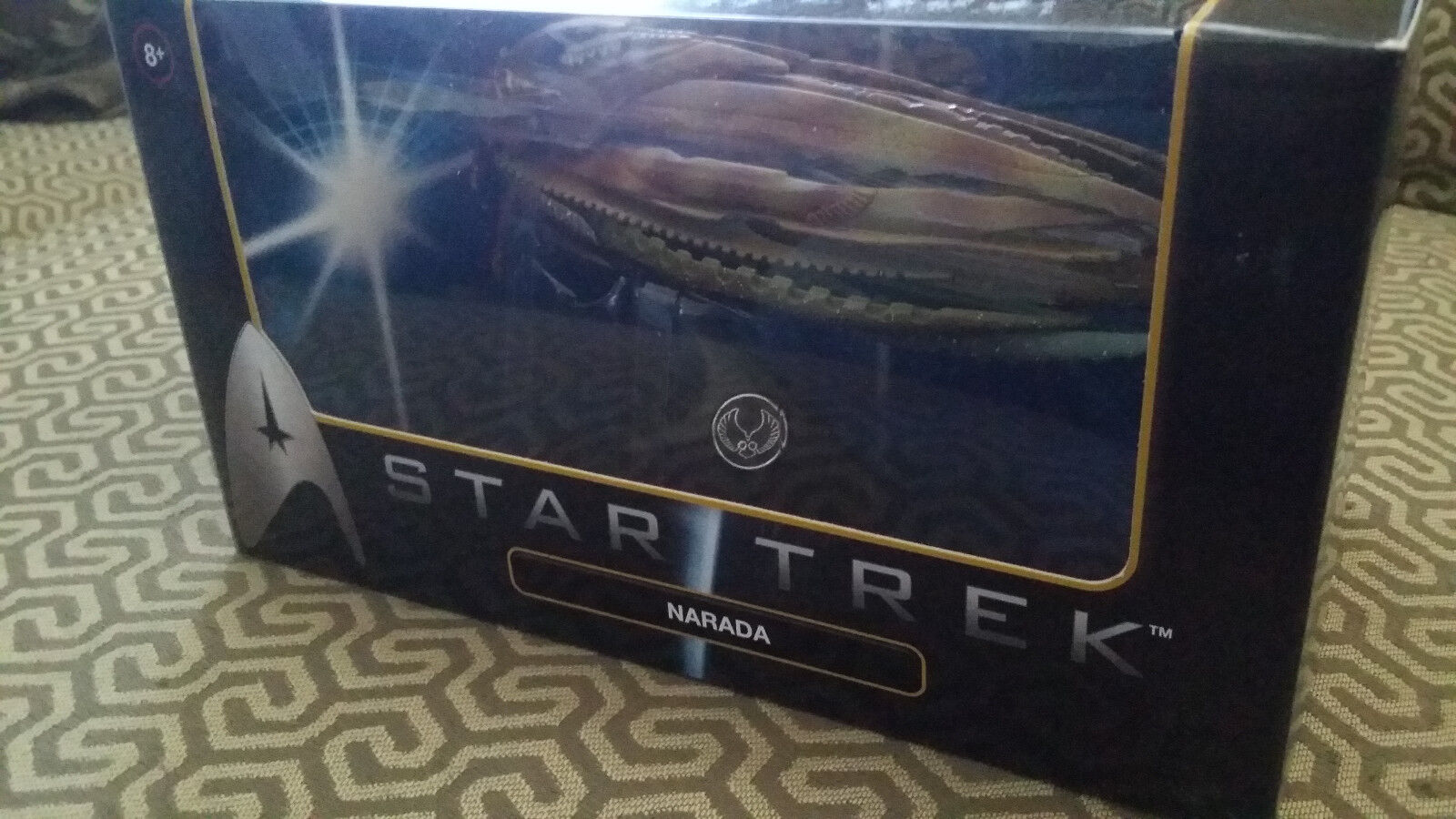 Neue hot wheels star trek narada '