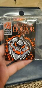 2020-Universal-Studios-Orlando-Halloween-Horror-Nights-30th-Pumpkin-Magnet