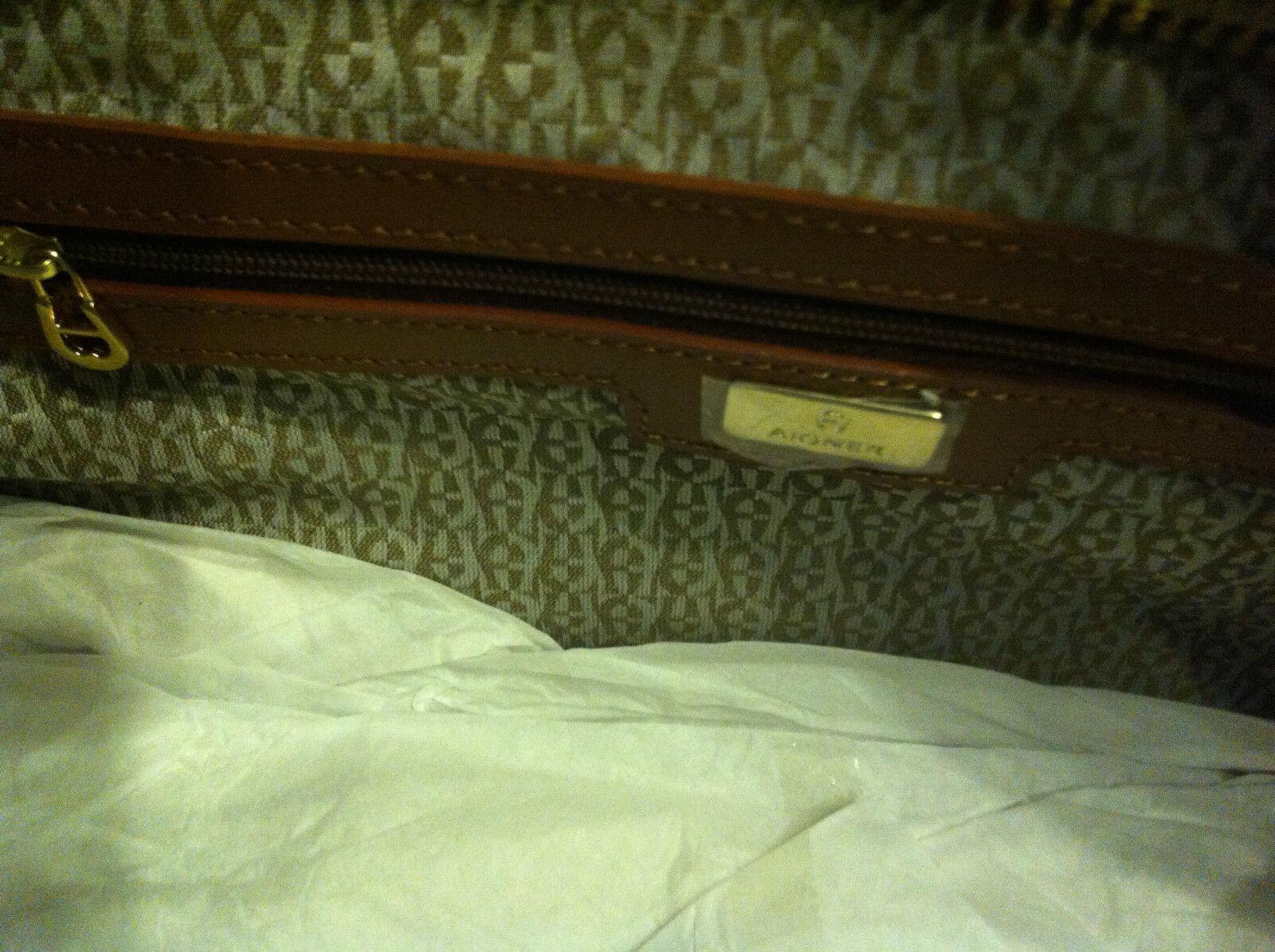 Original Etienne Aigner Tasche große Damentasche Shopper Beige Gold NEU NEU NEU | Genialität  | Ausgezeichnete Qualität  | Online  30cebe