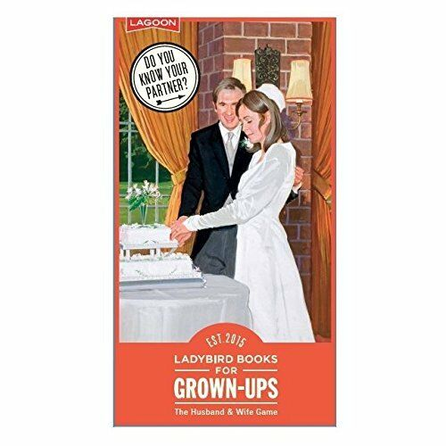 Mari /& Femme Game-Ladybird Books for Grown-ups-Drôle couples Jeu