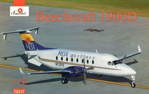 precios al por mayor Amodel 1 72 72 72 Beechcraft 1900d  72317  Mercancía de alta calidad y servicio conveniente y honesto.