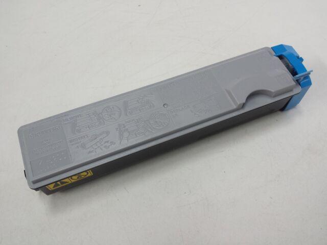 Kyocera Genuine TK-520C Cyan Toner Cartridge to suit FS-C5015n