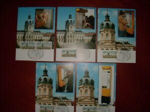 Professionelles Design Maximumkarten vs2 Herrlich Berlin 1987 Atm kn17_629