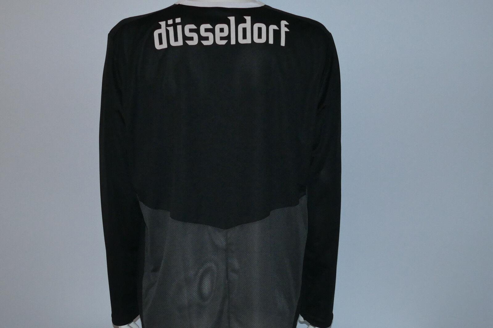 Trikot Fortuna Düsseldorf ORIGINAL PUMA Langarm Langarm PUMA schwarz  2007/2008  TOP Gr. XL d02f06