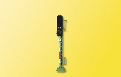 Viessmann 4811 Spur Z , Segnale Luminoso Di Blocco # Nuovo In Confezione