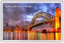 SYDNEY HARBOUR BRIDGE - JUMBO FRIDGE MAGNET - AUSTRALIA AUSTRALIAN