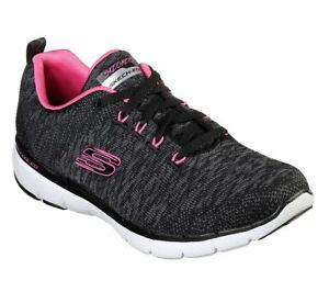 skechers ladies pink trainers