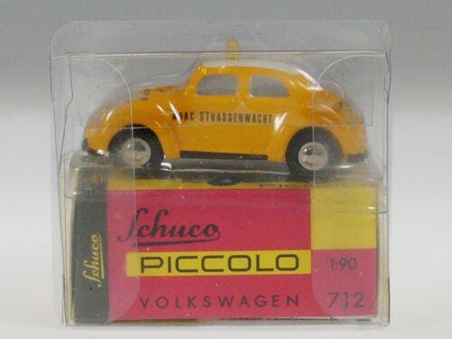 """Schuco Piccolo VW Escarabajo /""""ADAC/"""" # 50126600"""