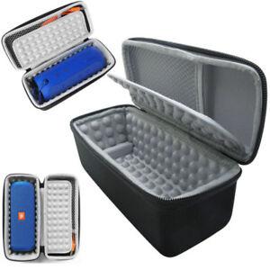 Tragbare-EVA-Storage-Case-Tasche-fuer-JBL-Flip-3-Bluetooth-Lautsprecher-Schwarz