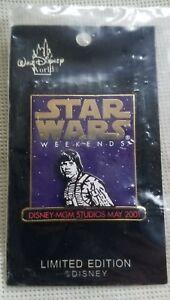 Disney-Star-Wars-Weekends-2001-Pin-Luke-Skywalker-Limited-Edition