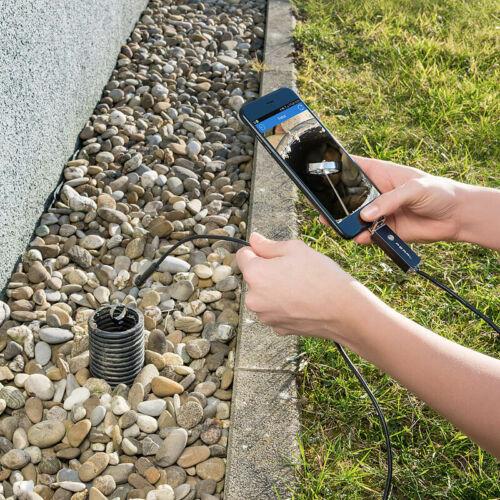 5 m Endoscope USB-HD-Endoskop-Kamera für PC und OTG-Android-Smartphone IP67