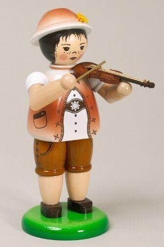 Boy Playing Violin German German German Figurine FGZ232X125GG c5db46