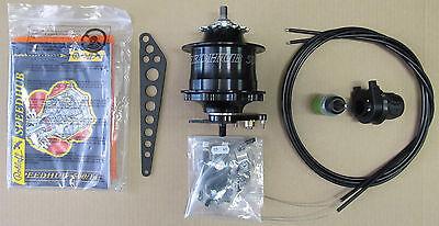 Rohloff Speedhub 500/14 TS EX 8050 8051 8052 14-Speed Internal Gear Hub Rimbrake