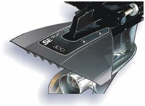 SE Sport SE300G Hydrofoil GRAY For 40 to 350 HP High Perform Boat Stabilizer MD