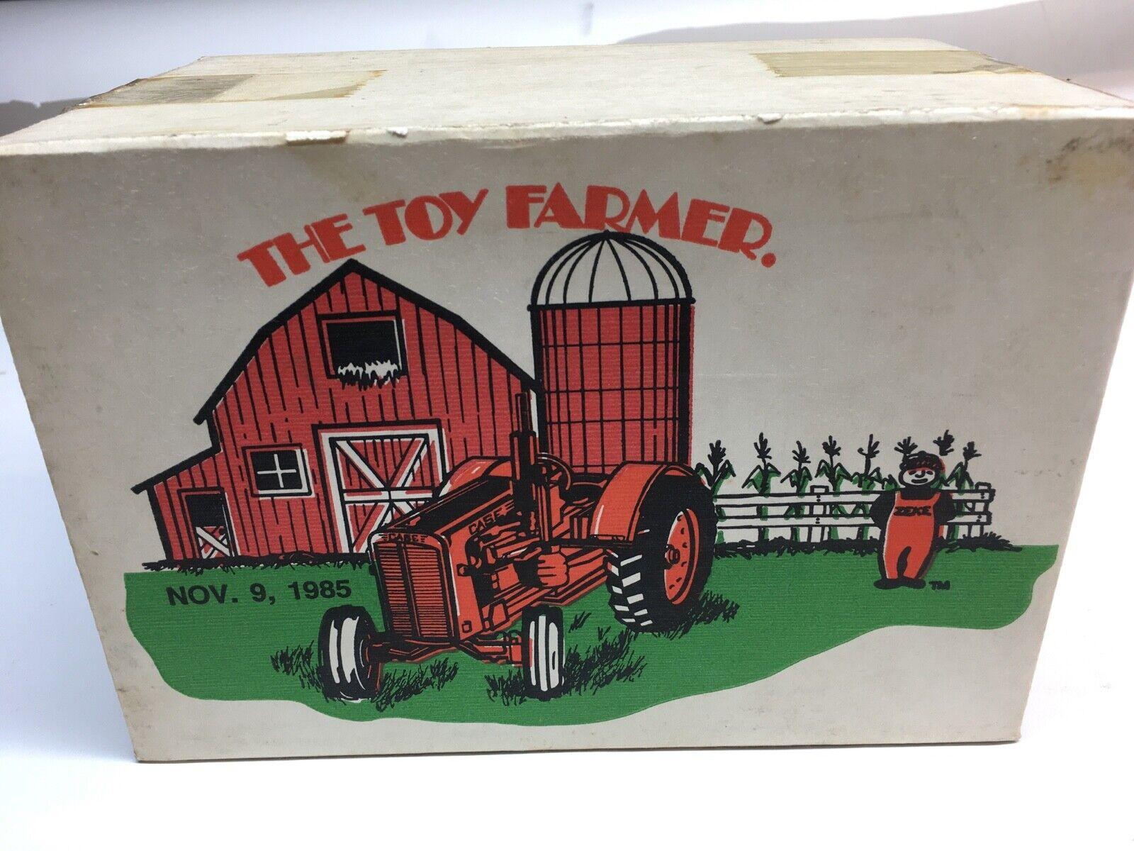 1 16 SCALE CASE MODEL 500 TRACTOR 1985 1985 1985 TOY FARMER c0d528