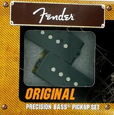 FENDER PRECISION bass PICKUP SET NEW NUOVO made in usa 0992046000