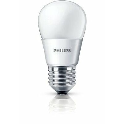 PHILIPS 4w LED BULB THE FUTURE OF LIGHTING COOL WHITE COLOR E27 BASE