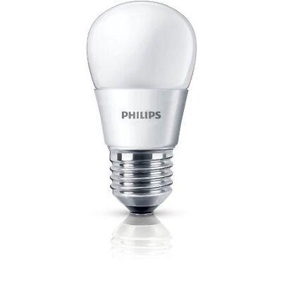 PHILIPS 4w LED BULB THE FUTURE OF LIGHTING COOL WHITE COLOR E27 BASE