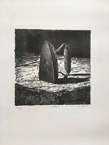 Serigraph-by-Arturo-Montoto-El-debut-ca-2009-signed-original-serigraph