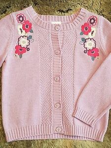 Gymboree-Girls-Cable-Knit-Purple-Lavender-Cardigan-Sweater-Size-2T-MSRP-37